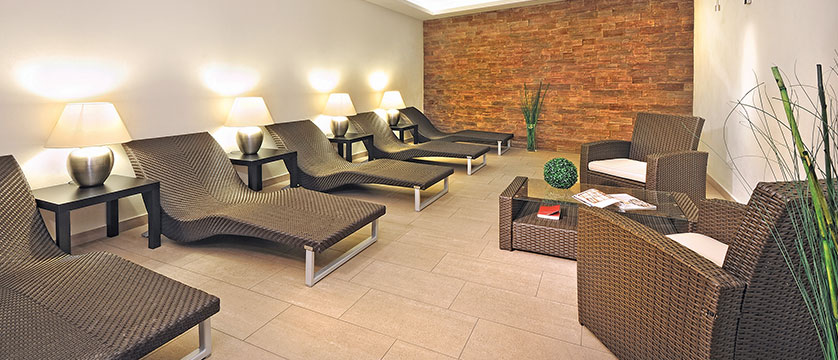 Hotel zum Hirschen, Zell am See, Austria - relaxation room.jpg